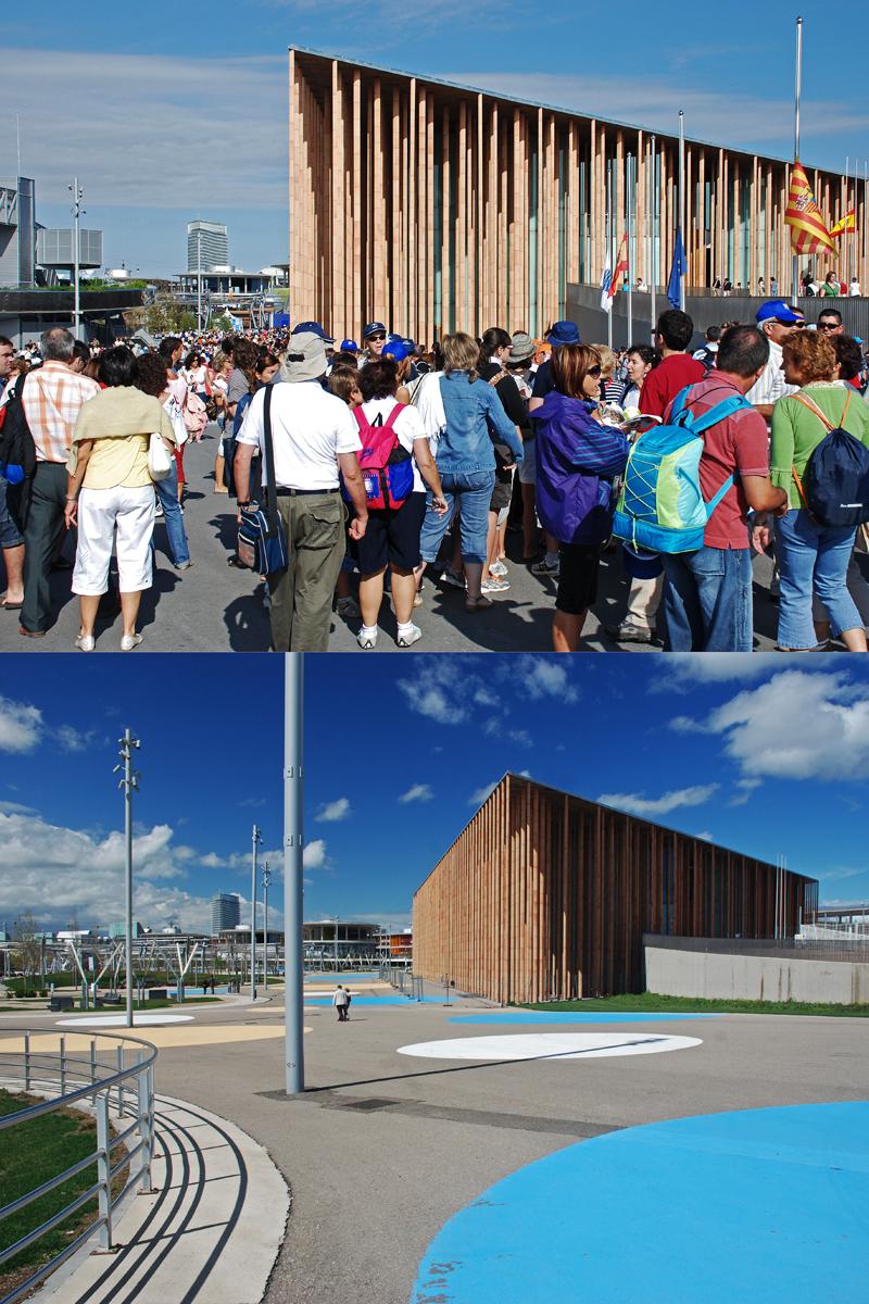 Ex Expo Zaragoza (2008 - 2013).
