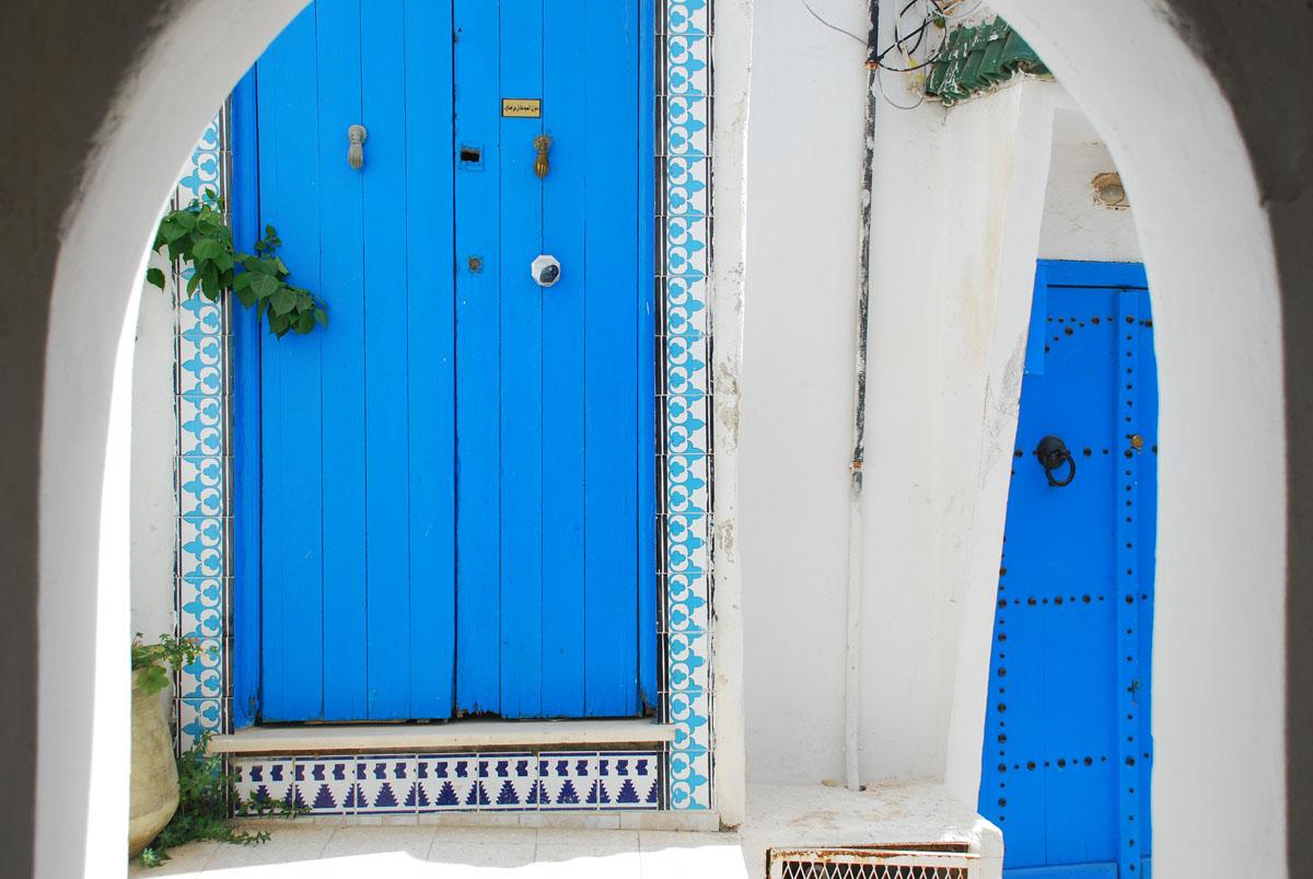 Sidi Bou Said, Tunisia 2008