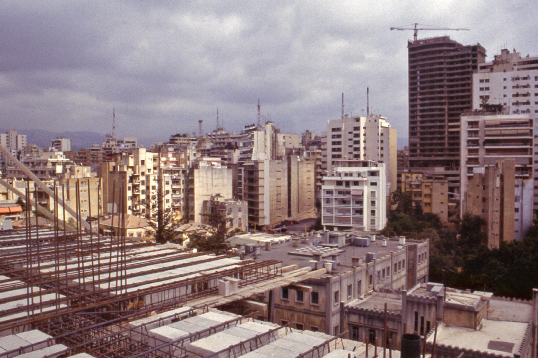 Panorama di Beirut