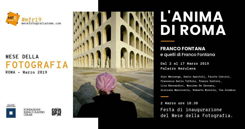 Collettiva Franco Fontana e Quelli di Franco Fontana